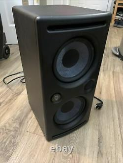 1 Presonus Eris E66 Active MTM Dual 6 Powered Studio Monitor Reference Speaker