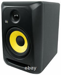 (2) KRK CL7G3 CLASSIC 7 Studio Monitors Active Powered Bi-Amped 2-Way Speakers