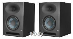 (2) Presonus Eris E5 XT 5.25 Powered Studio Monitor Speakers with Wave Guide E5XT