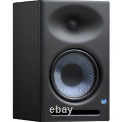 (2) Presonus Eris E8 XT 8 Powered Studio Monitors Speakers withWave Guide E8XT