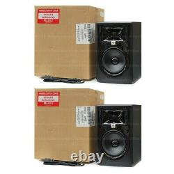 2x JBL 305P MkII Active Speaker Powered Studio Monitors OPEN BOX Pair