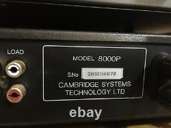 3x Audiolab 8000p Power Amps, Mini DSP Digital Active Crossover