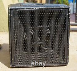 Atomic CLR MK1 FRFR Reference Powered Monitor Speaker Guitar Amp Stage Wedge