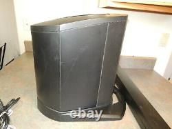 BOSE L1 Compact PA Guitar Microphone Speaker System Power Stand Cables