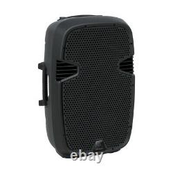 Behringer PK115A 2-Way 15 Powered PA Speaker with Bluetooth SD USB Media Player