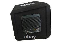 Big Power 1800W 12 Amplified Active Subwoofer Sub Amp bass box Free Delivery