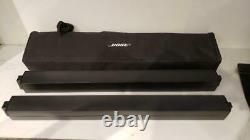 Bose L1 Speaker Compact Power Stand Line Array PA System Package Guitar Mic +