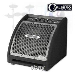 Carlsbro EDA50 Electronic Drum Monitor Speaker 10 Built-In Power Amplifier 50w