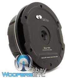 Cdt Audio Sub-15h Car Audio Spare Wheel Active Subwoofer Built In Bass Power Amp