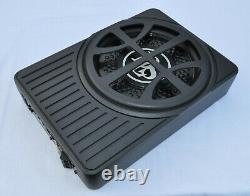 Dls Acw10 High Power 200w Rms Active Underseat Subwoofer 10 + Remote Control