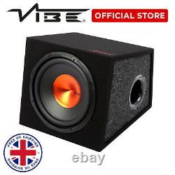 EDGE 12 Inch 900 watts MAX Subwoofer Active Bass Enclosure SPL POWER