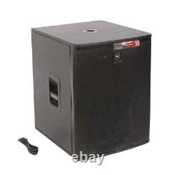 Electro-Voice ELX118P 18 Live X Powered Subwoofer SKU#1108604