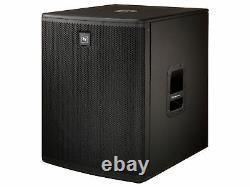 Electro-Voice ELX118P120V 18 inch 700 W Powered Subwoofer/32Hz 130Hz