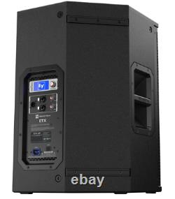 Electro-Voice EV ETX-12P Active 2000W Class-D Amplified Powered Speaker