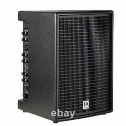 HK PREMIUM PRO MOVE 8 Battery Powered Bluetooth PA Loudspeaker In-Built Mixer