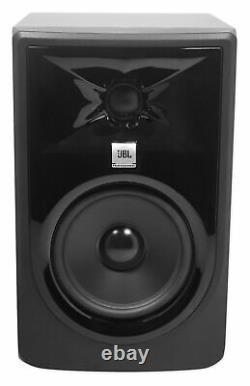 JBL 305P MkII 5 2-Way Powered Studio Reference Monitor Monitoring Speaker