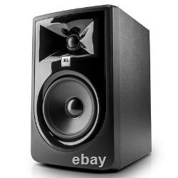JBL 305P MkII Powered 5 Two-Way Studio Monitor, Pair