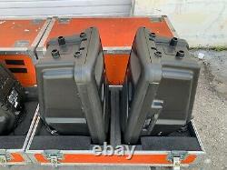 JBL EON15 G2 400-WATT 2WAY BI-AMPLIFIED POWERED SPEAKER WithCASE & PWR CORD (PAIR)