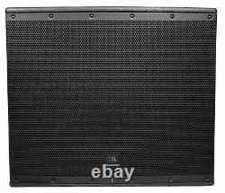 JBL EON610 10 1000w Powered DJ PA Speaker System+18 Subwoofer Sub withBluetooth