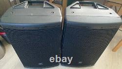JBL EON615 Powered Speakers. 15 1000 Watts