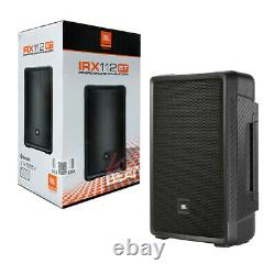 JBL IRX-112BT 12-inch Compact Portable Powered Speaker with Bluetooth BT 5.0