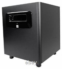 JBL LSR310S 10 200 Watt Powered Subwoofer Ported Studio Sub withDownfiring Driver