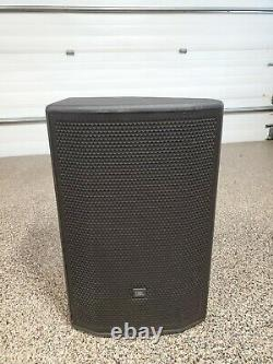 JBL PRX815W 15 1500 Watt 2-Way Active Powered PA Speaker Floor Monitor with WiFi