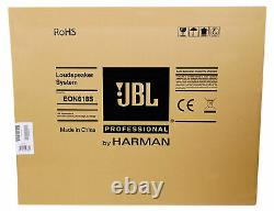 JBL Pro EON618S 18 1000 Watt Active Powered Subwoofer withBluetooth Connectivity
