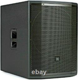 JBL Pro PRX815XLFW 15 1500w Powered Subwoofer Active Sub with WIFI (One)