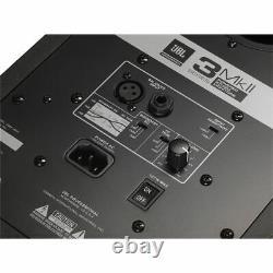 JBL Professional 306P MkII Next-Gen 6-Inch 2-Way Powered Studio Monitor Pair Kit