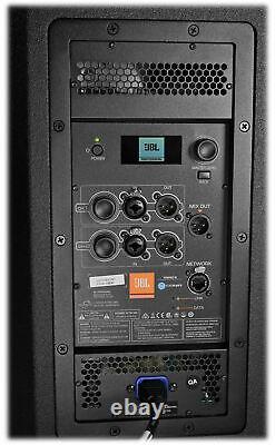 JBL SRX812P 12 2000 Watt Powered Active 2-Way DJ PA Speaker or Monitor withDSP