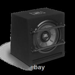 JBL STAGE 800BA 200W 8 Ported Powered Active Car Van Subwoofer built in Amp NEW