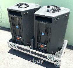 Jbl Prx612m 12 2-way Multipurpose Self Powered Speaker #9410 (pair)