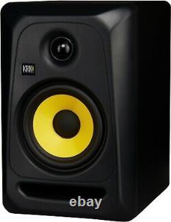 KRK Classic 5 Professional Bi-Amp 5 Powered Studio Monitor (PAIR) + MINT