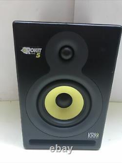 KRK ROKIT 5 G3 RP5G3-MAClassic 5 Active Powered Bi-Amped Studio Monitor Speaker