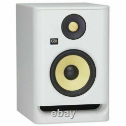 KRK RP5 Rokit 5 G4 Professional Bi-Amp 5 Powered Studio Monitor (White)