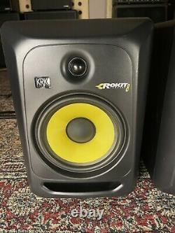 KRK Rokit RP8 G3 Powered Studio/DJ Monitors
