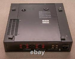 LINN LK100 Stereo Power Amplifier Active Card can be installed bi amping wiring