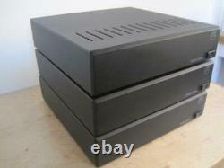 LINN LK140 POWER AMPS X 3 ACTIVE CHAKRA CARDS (Kent)