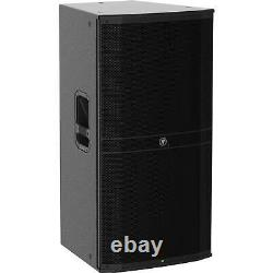 Mackie DRM315 2300 Watt 15 3-way Professional Powered Active DJ PA Speaker