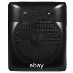 Mackie MRS10 10'' 240W Powered Studio Bass Speaker + Free Pro Tools Software