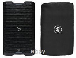 Mackie SRM212 V-Class 12 2000 Watt Powered PA DJ Speaker withBluetooth+Cover