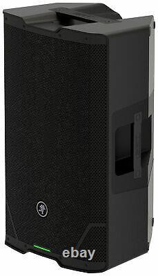 Mackie SRT215 15 1600 Watt Powered Active DJ PA Speaker withBluetooth, Class D