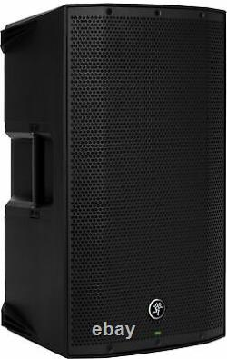 Mackie Thump12A THUMP-12A 12 1300 Watt Powered Active DJ PA Speaker, Class D