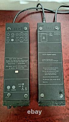 Moth Active Line Stage Vorverstärker Mit Externer Power Supply