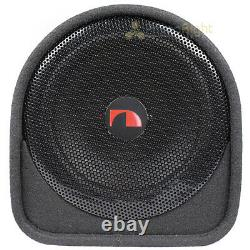 Nakamichi 10 Active Tunnel Tube Woofer 1000 Watts Max Power Amplified NBT1005A