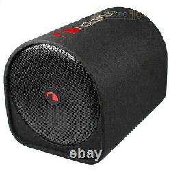 Nakamichi 12 Active Tunnel Tube Woofer 1200 Watts Max Power Amplified NBT1205A