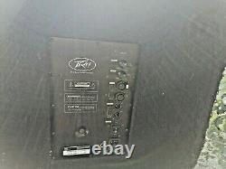Peavey Messenger Pro Sub 15P POWERED ORIGINAL UK MODEL MANUFACTURED IN CORBY UK