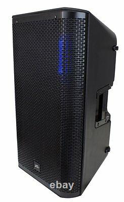 Peavey RBN-112 Active 2-Way Powered PA Speaker 2000W Bi-Amplified with DSP & EQ