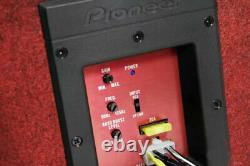 Pioneer TS-WX300A 12 Enclosure 30cm Powered Active Subwoofer built-In Amplifier